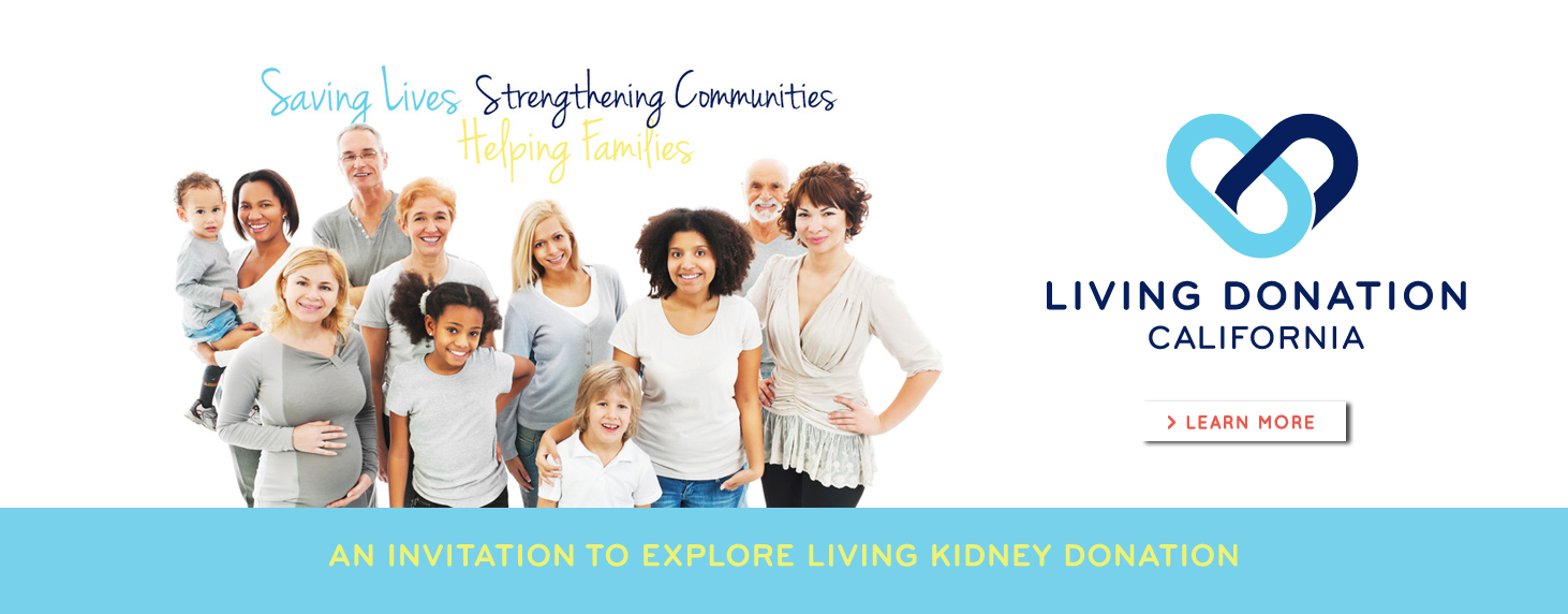 Learn more about living kidney donation and if you could help save a life or lives as a living kidney donor.