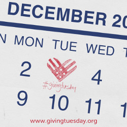 giving tuesday calendar