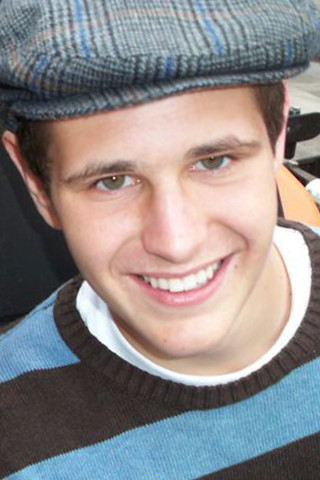 Scott Santana - organ eye and tissue donor - photo credit Julianne Bonner