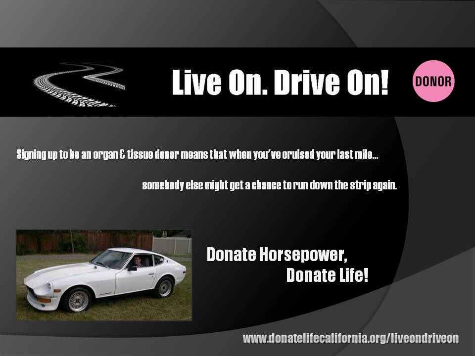 Live On Drive On