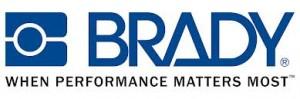 Brady (When Performance Matters) Logo