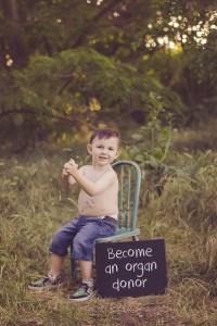 Matthew -Become an organ donor