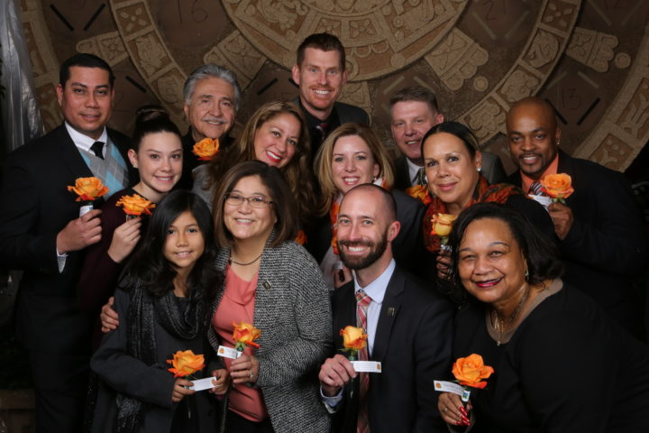 Donate Life Rose Parade Float California DMV Collaboration